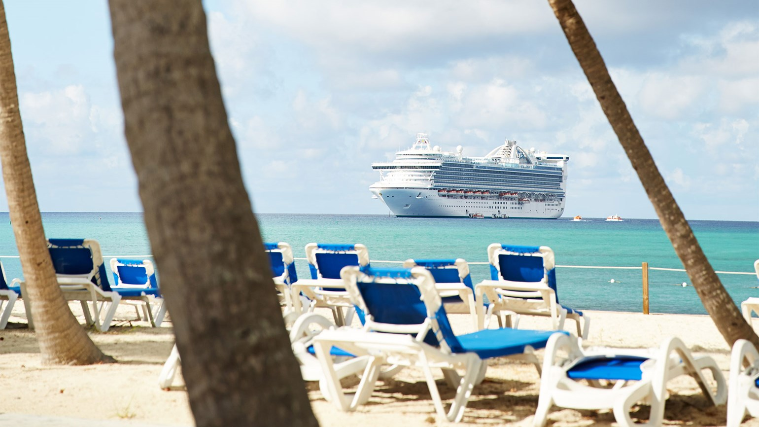Princess Cays has WiFi, among many other upgrades