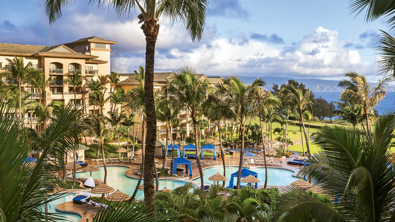 Ritz-Carlton, Kapalua: At 25, updates abound