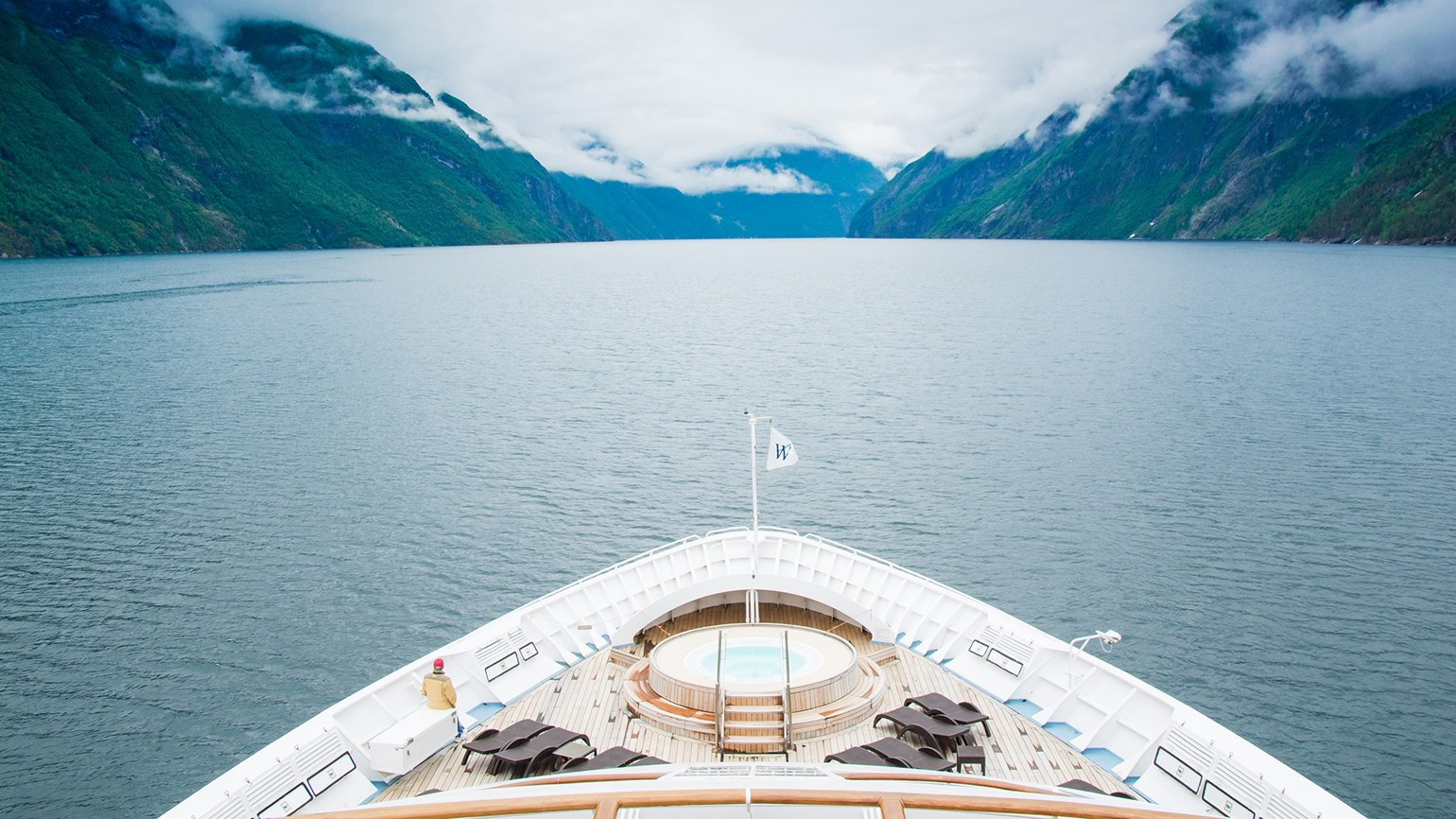Windstar doing cruise-tours in Alaska