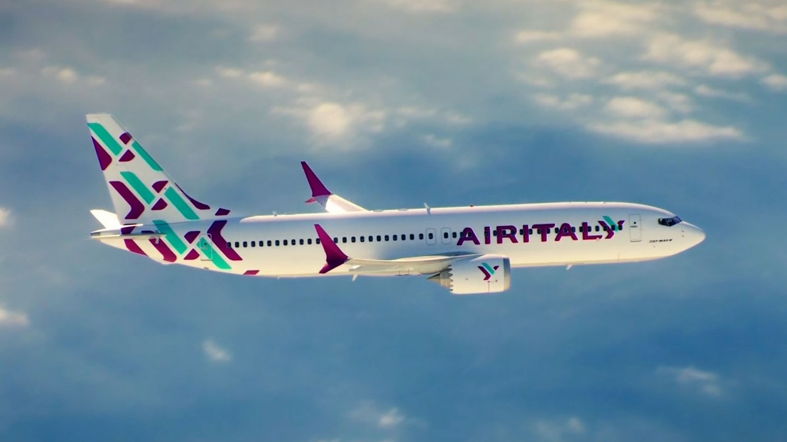 Meridiana is now Air Italy