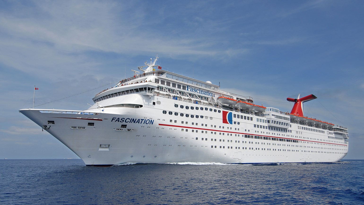 Carnival Fascination returns to San Juan