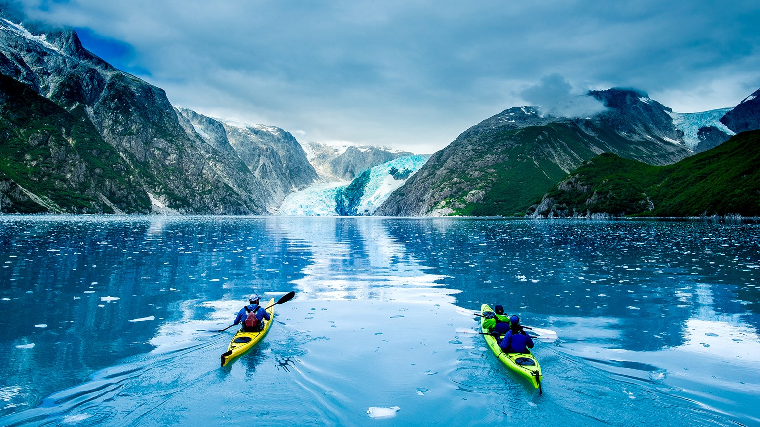 Liquid Adventures offers new glacier kayaking excursion