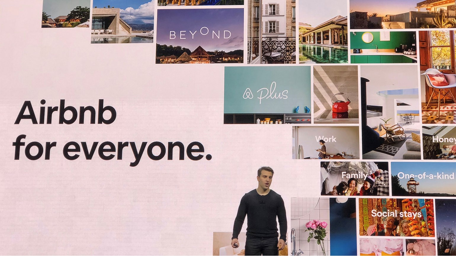 Airbnb introduces deluxe products, expanded listings and loyalty program