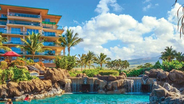 The Honua Kai Resort and Spa on North Kaanapali Beach recently renovated its pools and is starting construction on a new phase this year.