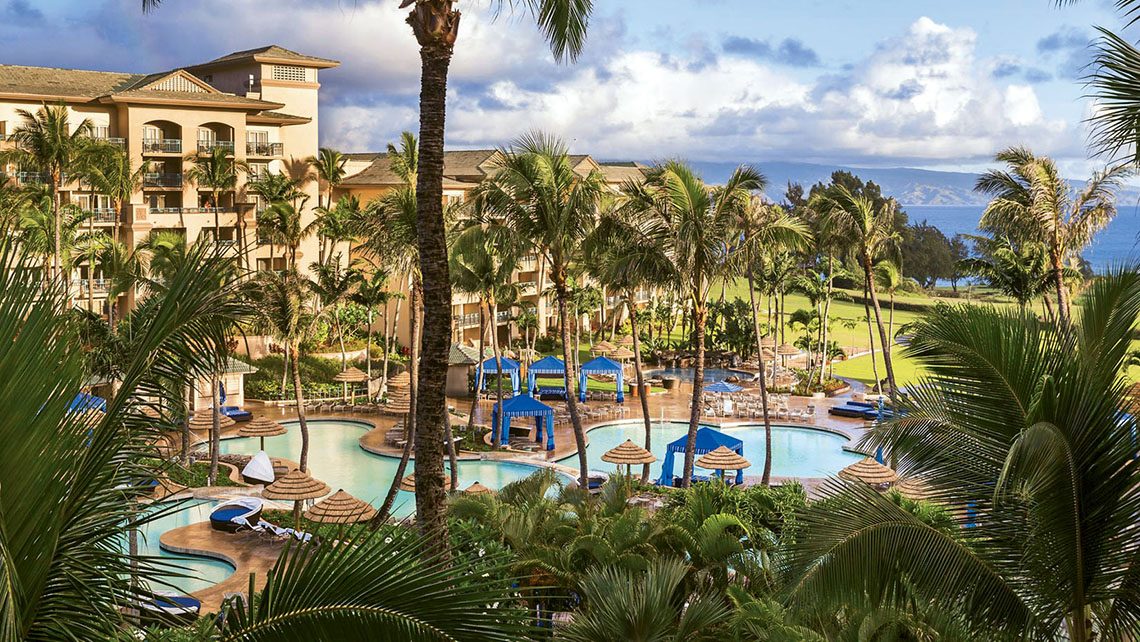The Ritz-Carlton, Kapalua on Maui's northern shore recently unveiled upgrades to its poolside furnishings, landscaping and guestrooms.