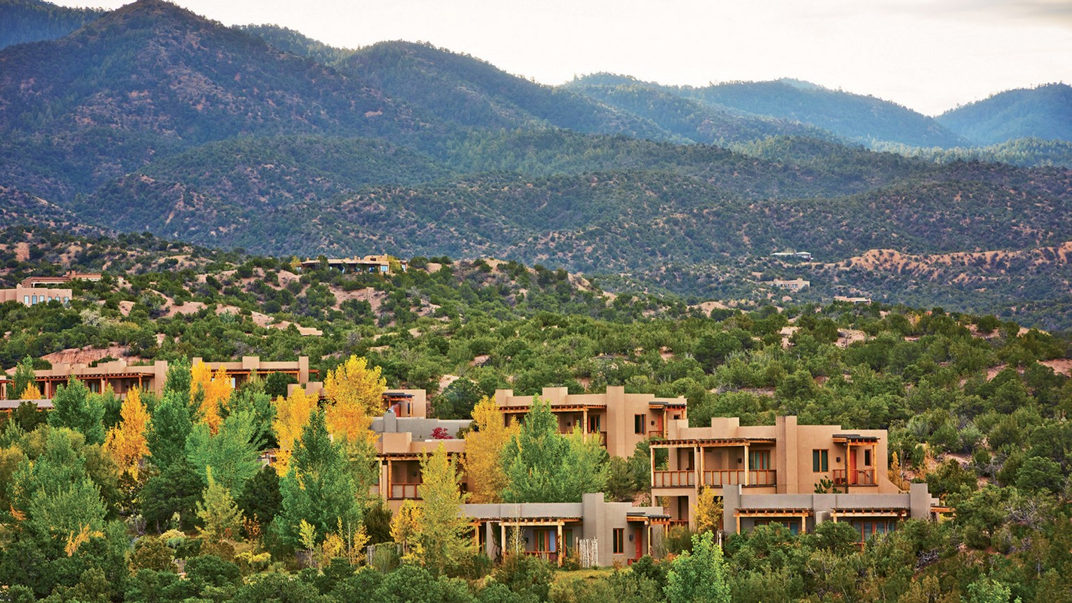 Four Seasons Rancho Encantado features 'Year of You Retreat'