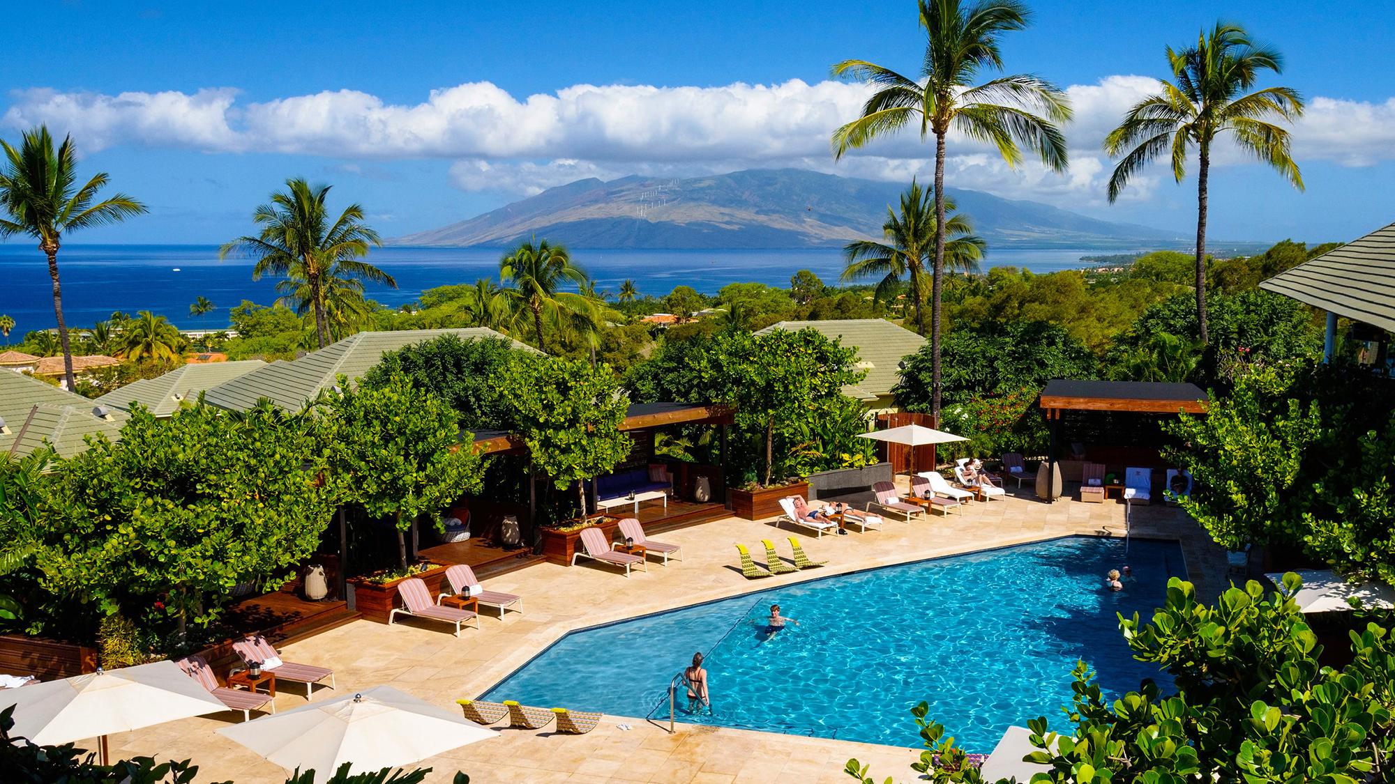 Hotel Wailea Introduces Wellness Retreat Travel Weekly