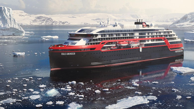 hurtigruten to use hybrid ships to cut emissions travel weekly