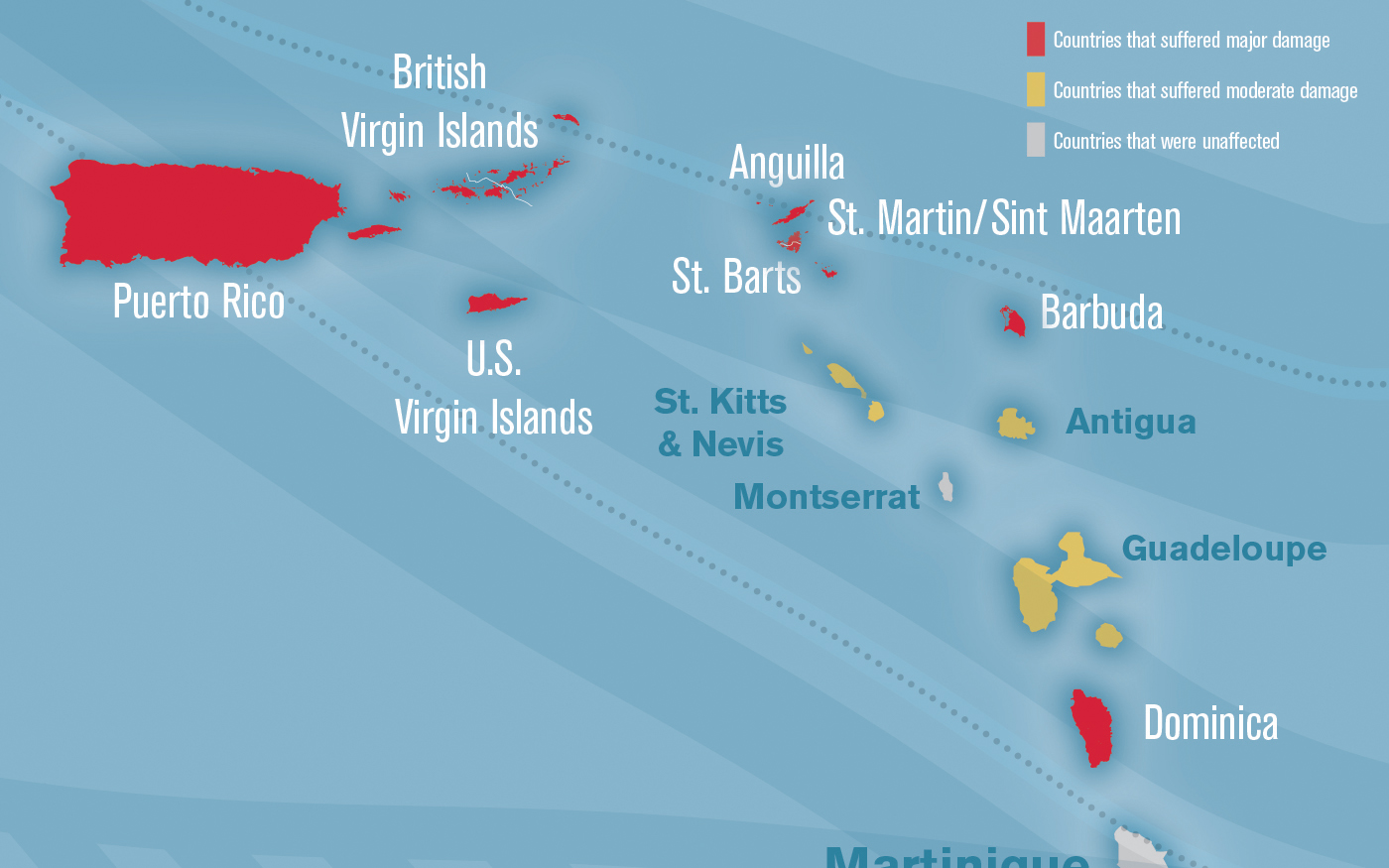 Updated Mapping whats open and closed in the Caribbean Travel Weekly