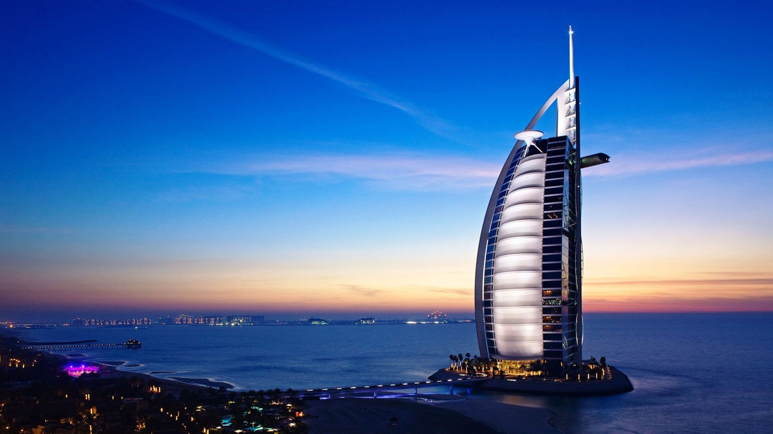 United Arab Emirates tour, $739