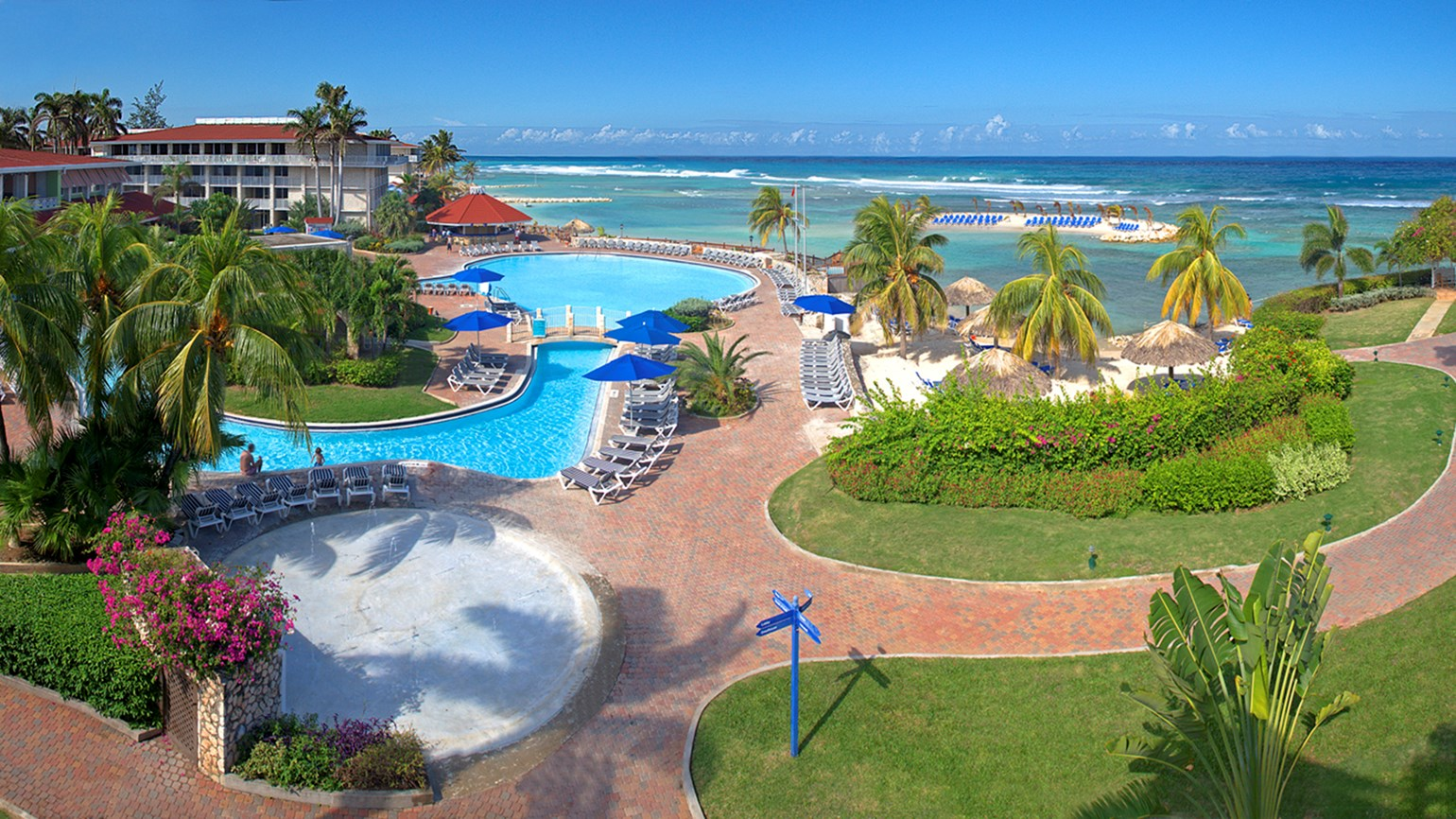 Overnight stays in Montego Bay, $100