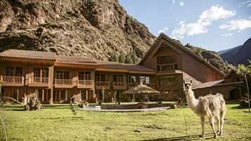 Andean authenticity with Mountain Lodges of Peru
