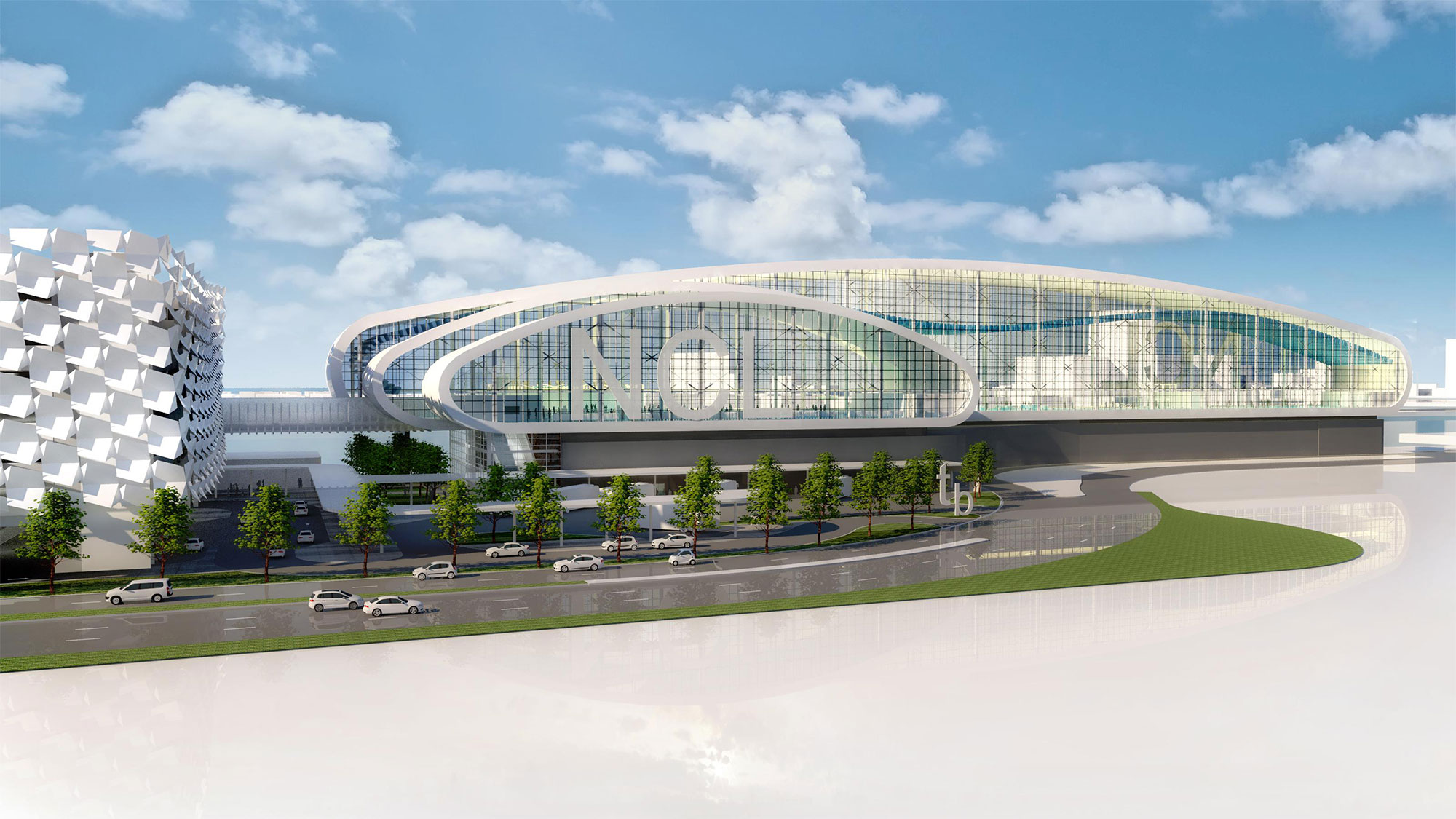 Norwegian Cruise Line Getting Showcase Terminal In Miami