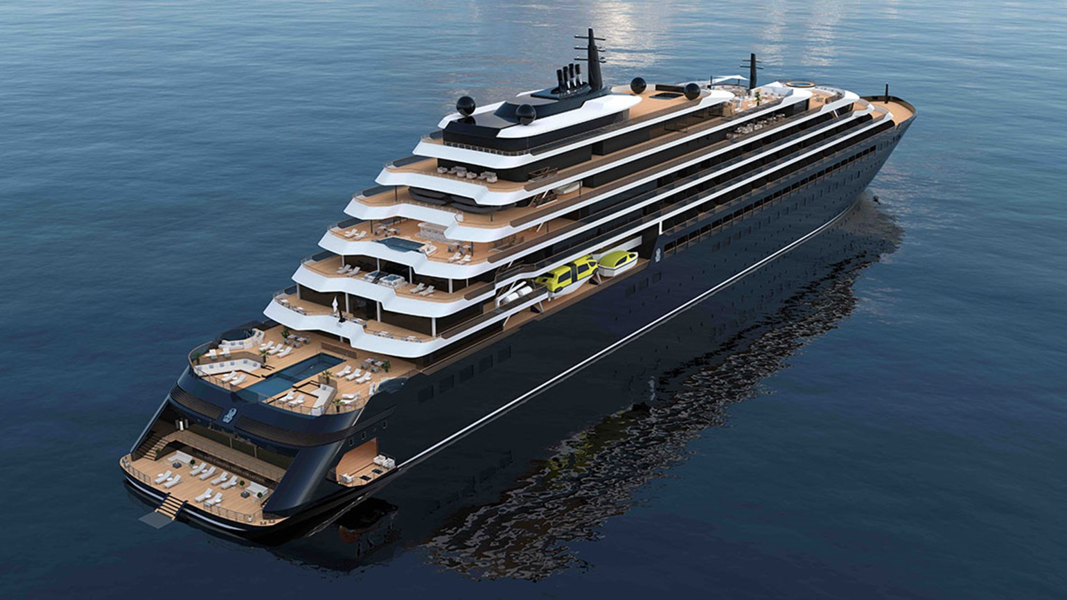 CORRECTED: Ritz-Carlton times first cruise to Super Bowl