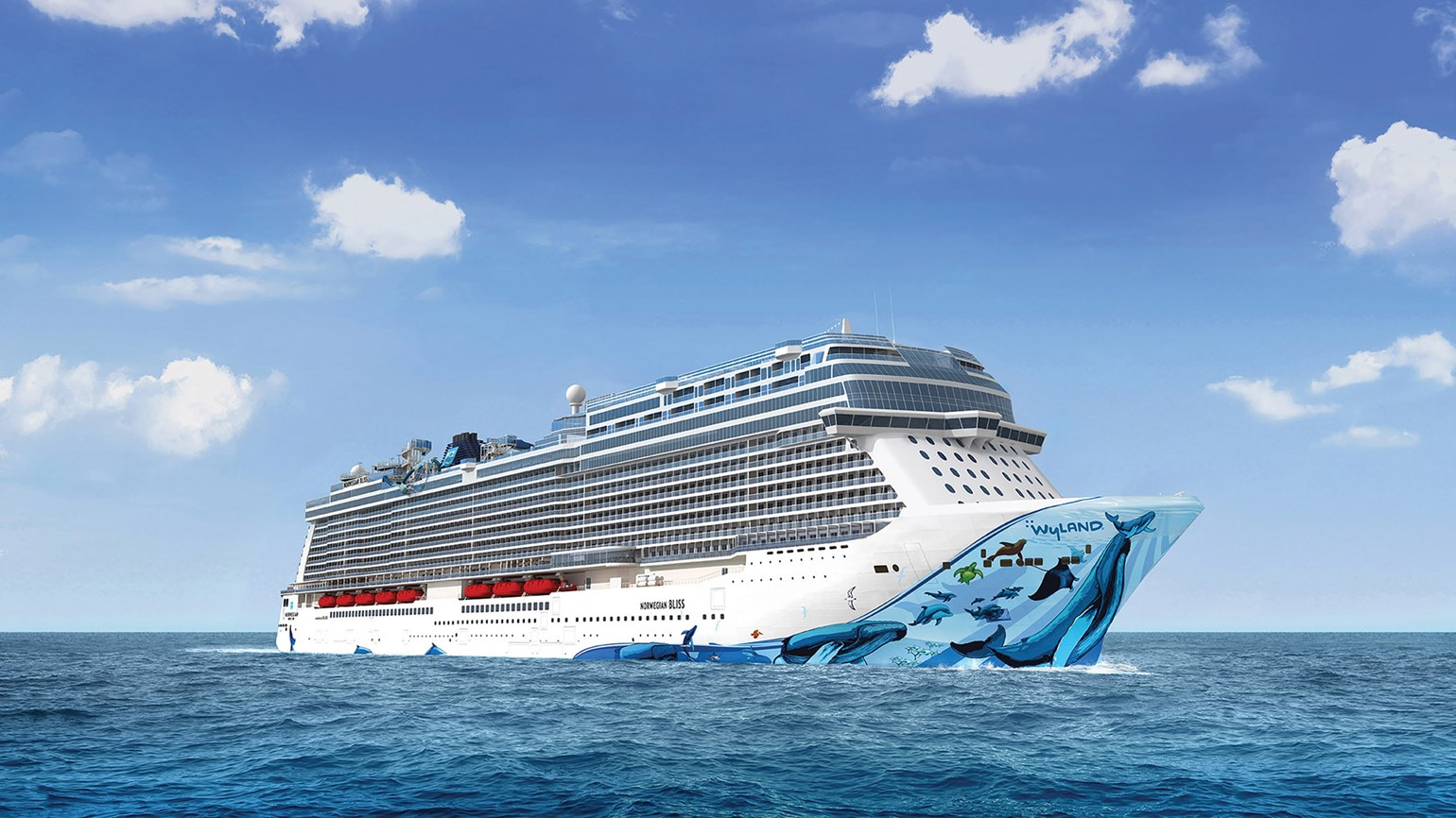 We Travel 2u Cruise Tiket Genting Dream Special New Year Dep 30 December 2018 The Norwegian Bliss Shown Here In A Rendering Will Make June Debut Seattle Long Beach Calif For Years Agents On West Coast Have Pleaded