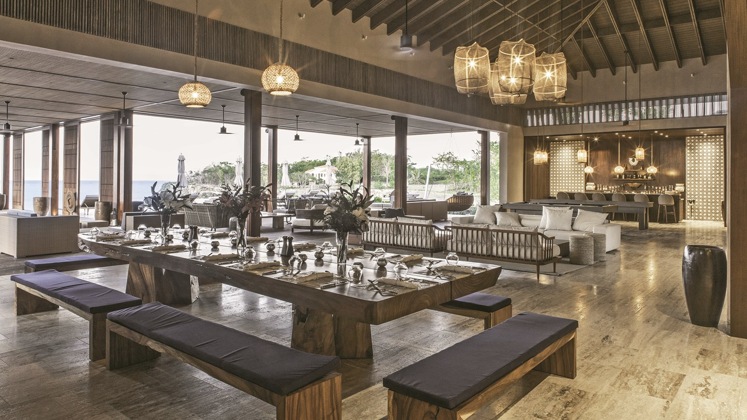 Ani Villas caters to all whims — one group at a time