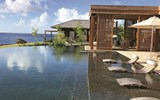 One of two Infinity pools at Ani Villas.