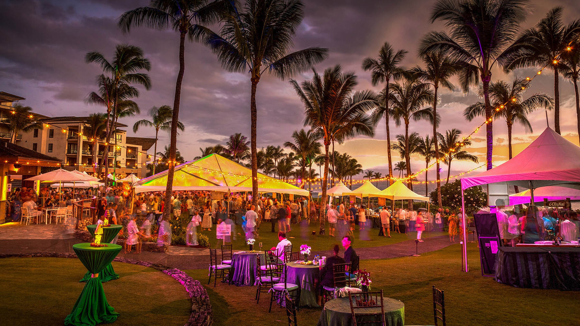 Kapalua Wine And Food Festival Set For June 7 To 10 Travel Weekly