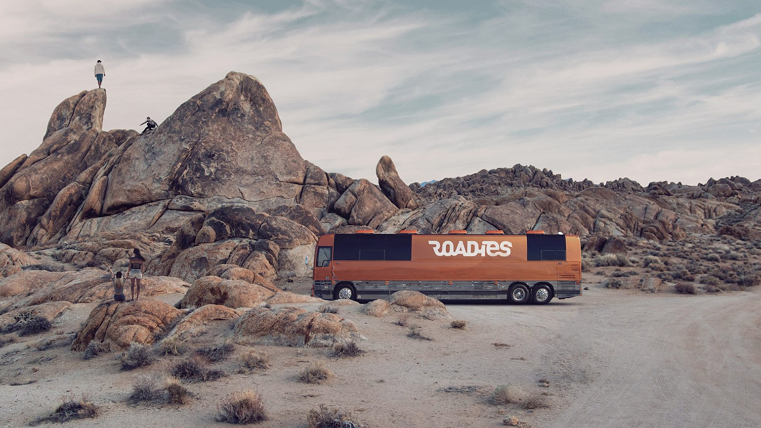 For new tour company, buses serve as the rolling hotel