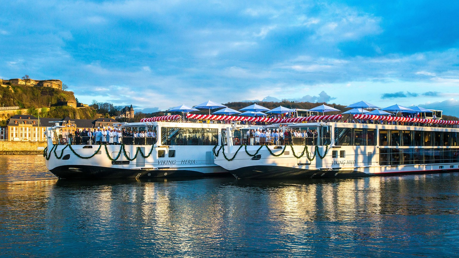 Viking River Cruises plots another major expansion
