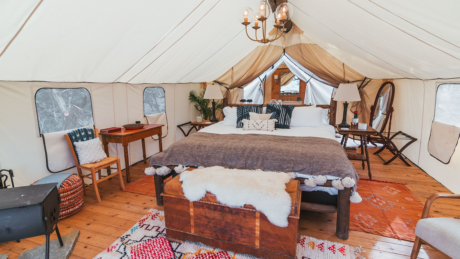 Collective Retreats brings its glamping concept to Texas Hill Country