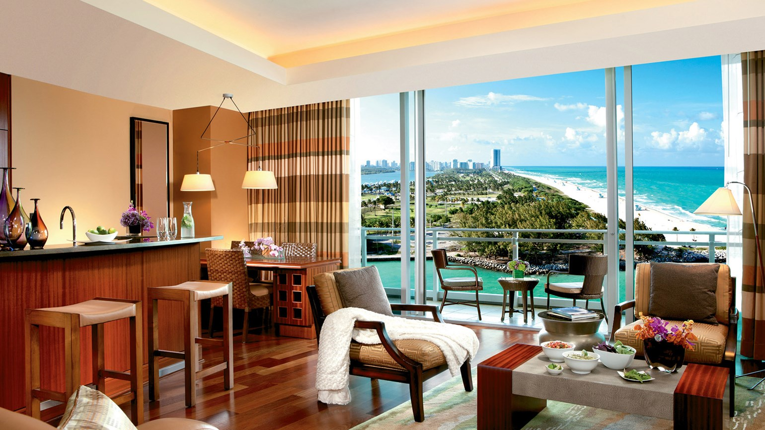 Luxury defined at the Ritz-Carlton Bal Harbour