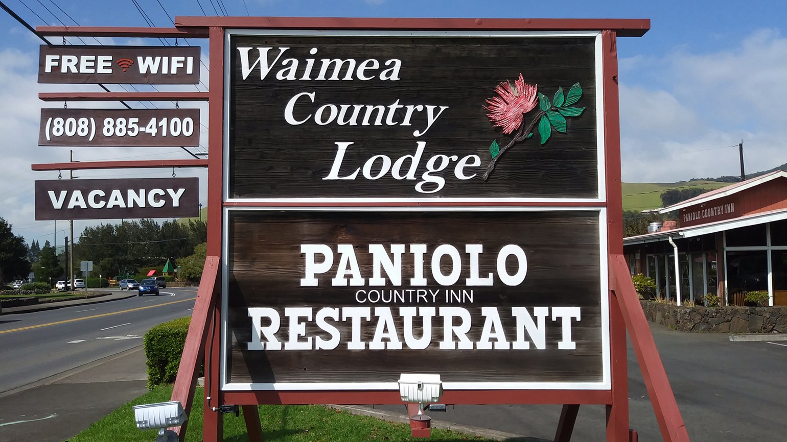 Waimea Country Lodge making moves