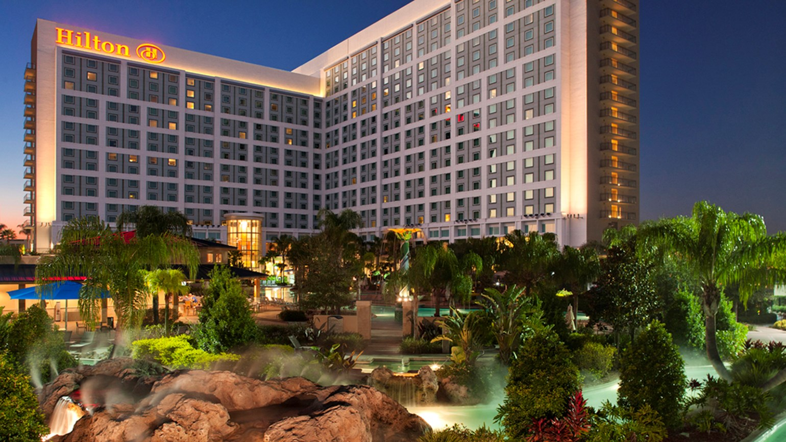Hilton Orlando offers educator discount