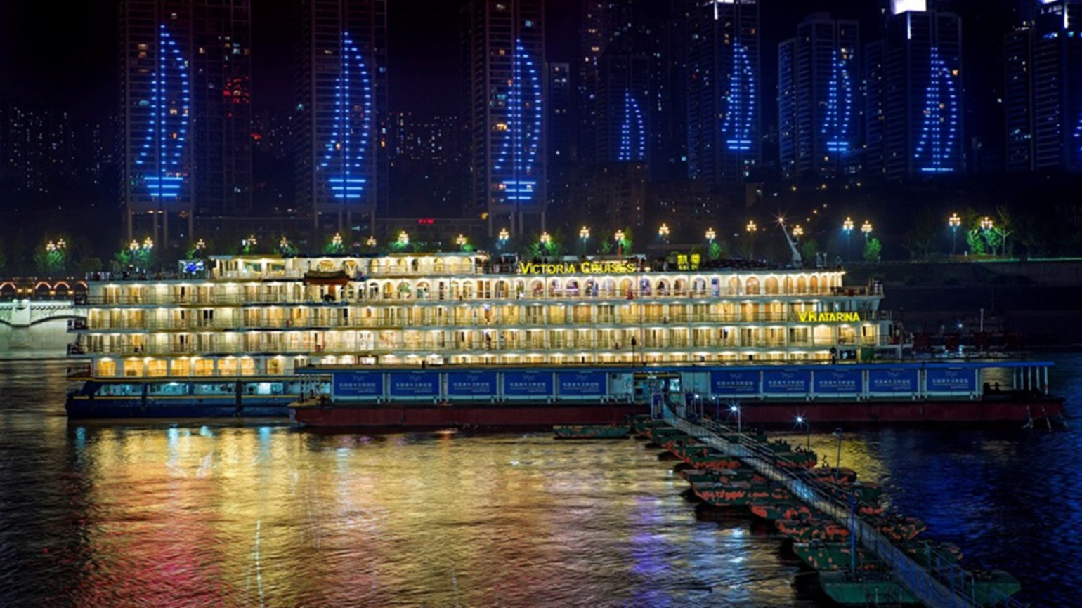 Globus combining Yangtze cruises with China tours