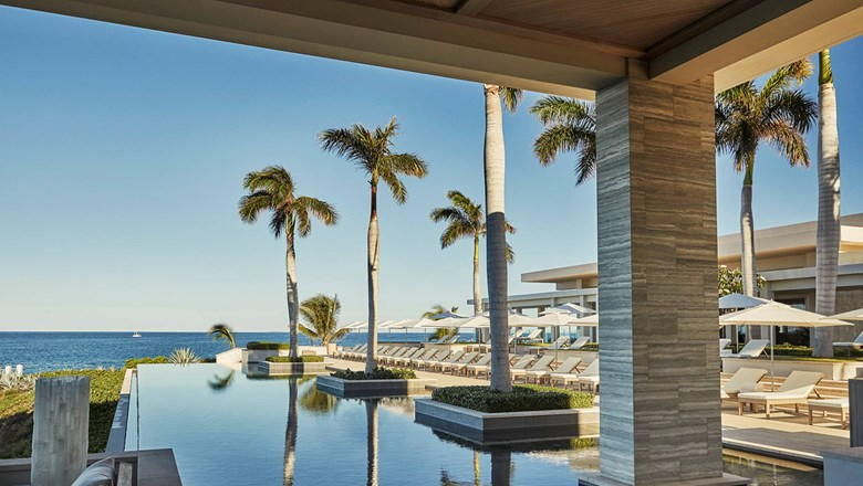 The Four Seasons Anguilla reopened March 23.