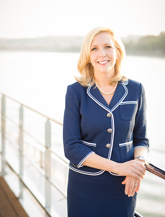 "CEO Ellen Bettridge said the level of luxury on Super Ships ""demonstrates the way forward for the brand."""