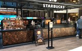 The Starbucks on the Symphony has been moved off the Boardwalk and into the Royal Promenade as a stand-alone kiosk.