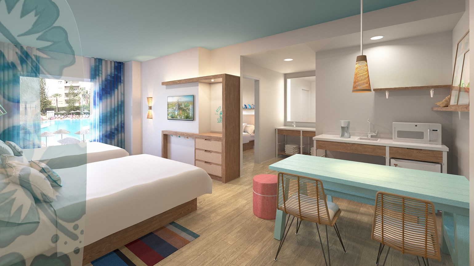 Universal orlando reveals names of budget hotels travel 2 bedroom suites universal studios orlando