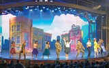 The Broadway show, ''Hairspray,'' first presented by Royal Caribbean International on the Oasis of the Seas, has been revived for the Symphony.