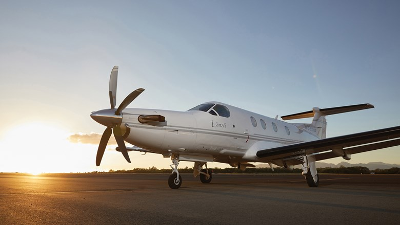 Four Seasons Resort Lanai has launched a private charter service for flights from Honolulu to Lanai.