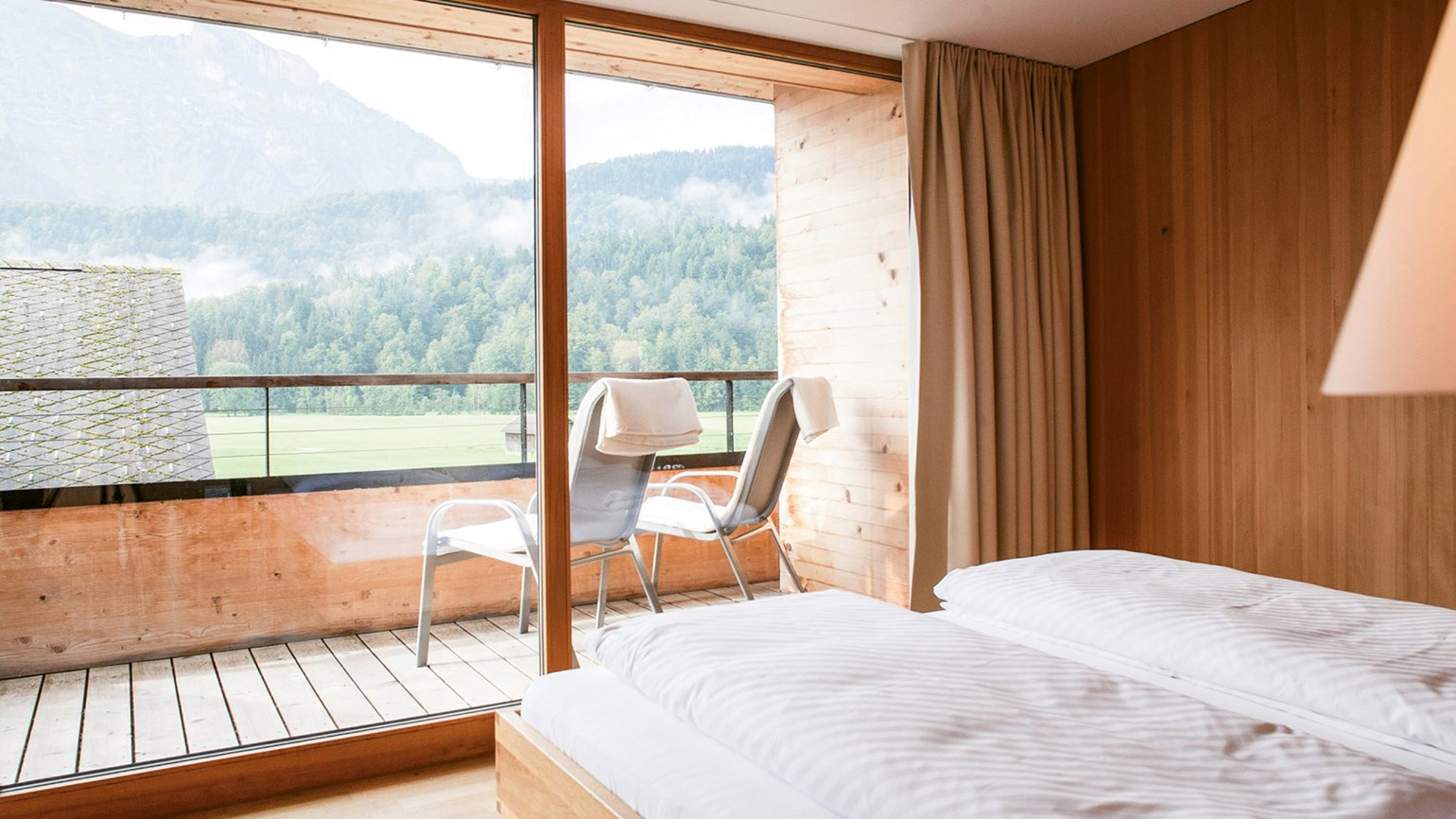 Innovation and elegance in the Austrian Alps