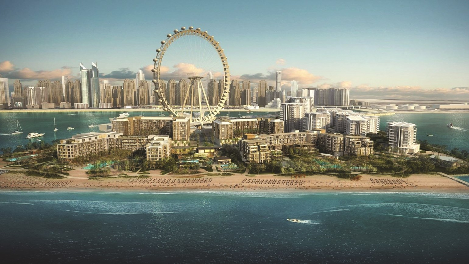 Caesars hotels due to open this year in Dubai