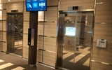 Carnival Horizon is the line's first ship to use a ''destination-based'' elevator system. Passengers use a touch screen to choose their deck. Video monitors around the ship explain the new elevator system.