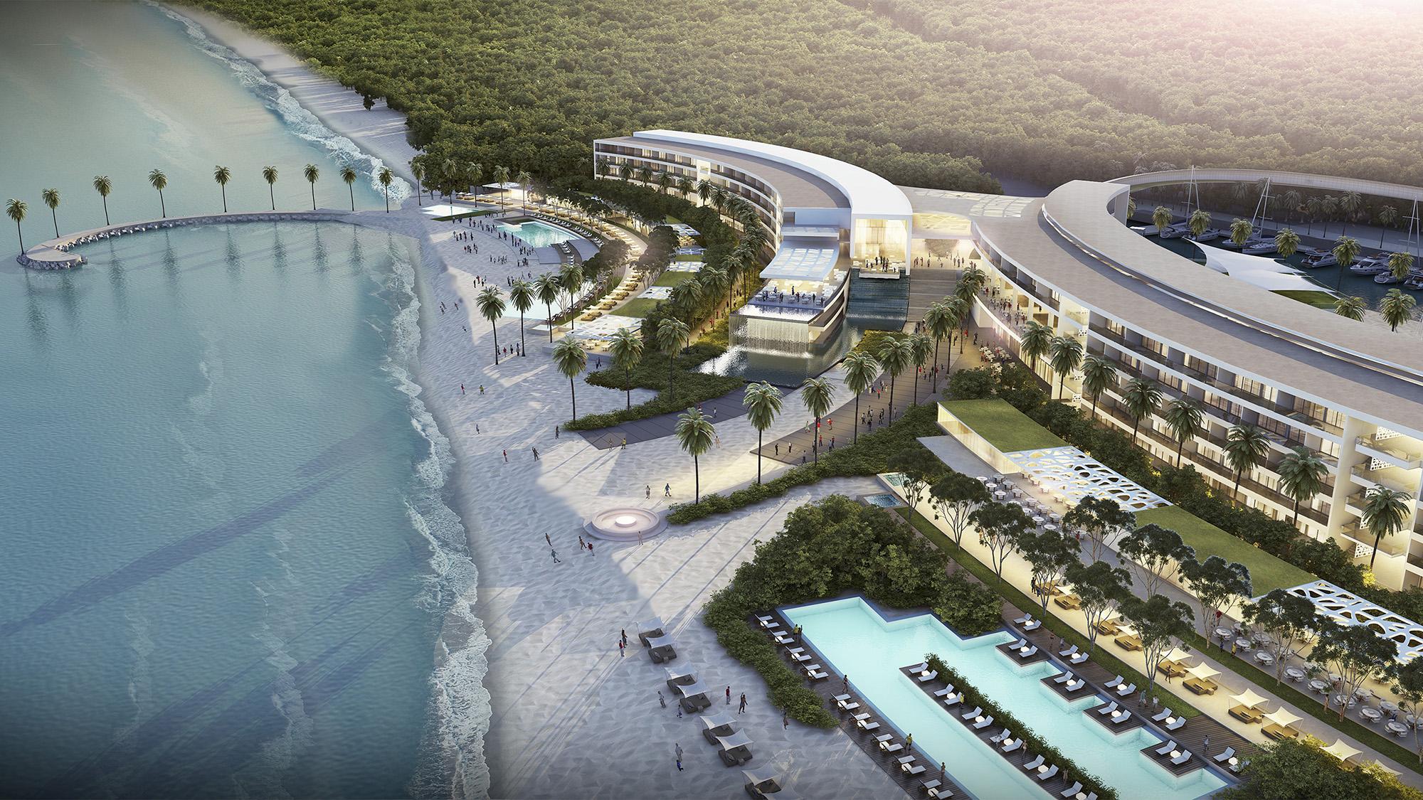 Melia Announces Paradisus Playa Mujeres Travel Weekly