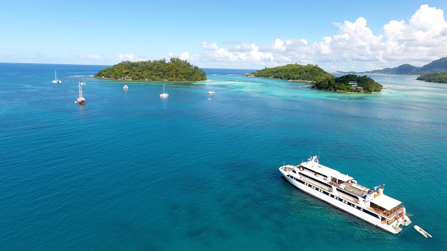 Seychelle Islands cruise, from $350