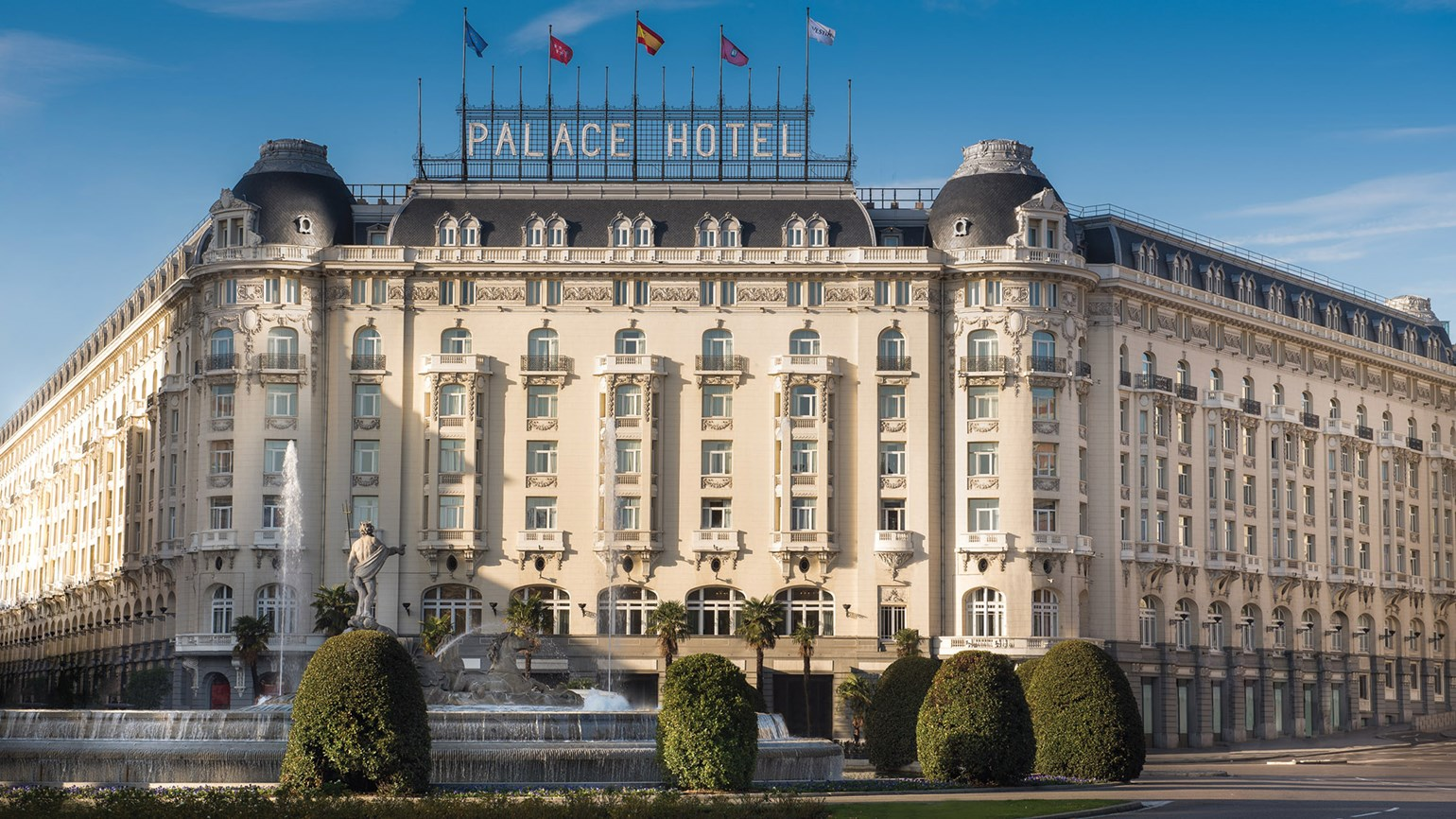 Westin Palace, Madrid puts city at your feet