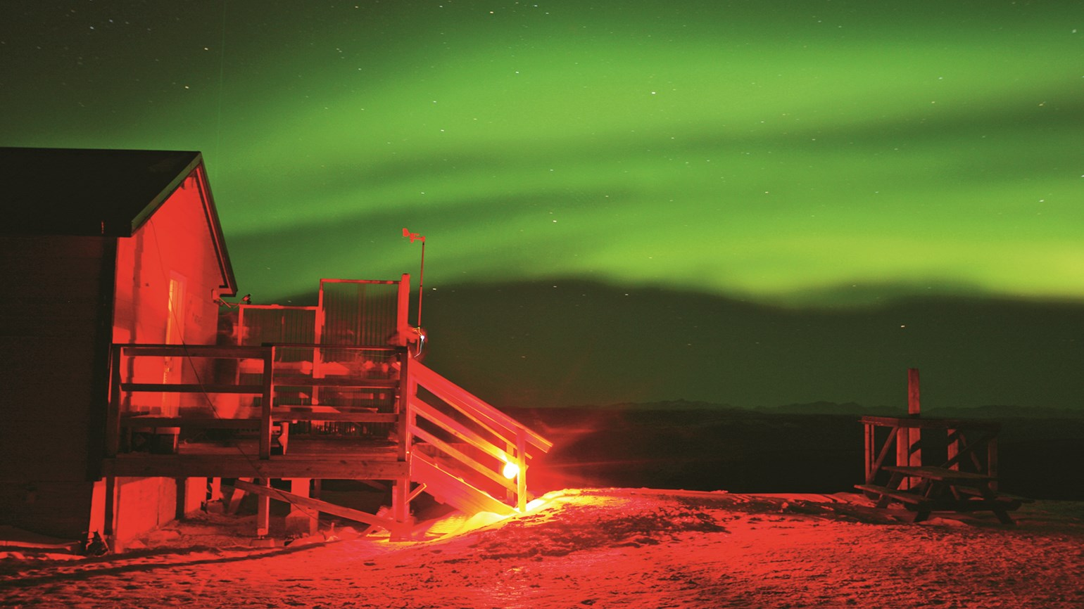 Explore Fairbanks launches aurora and midnight sun tracking tool