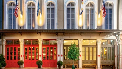 New Orleans' Eliza Jane hotel opens at old Daily Picayune newspaper site