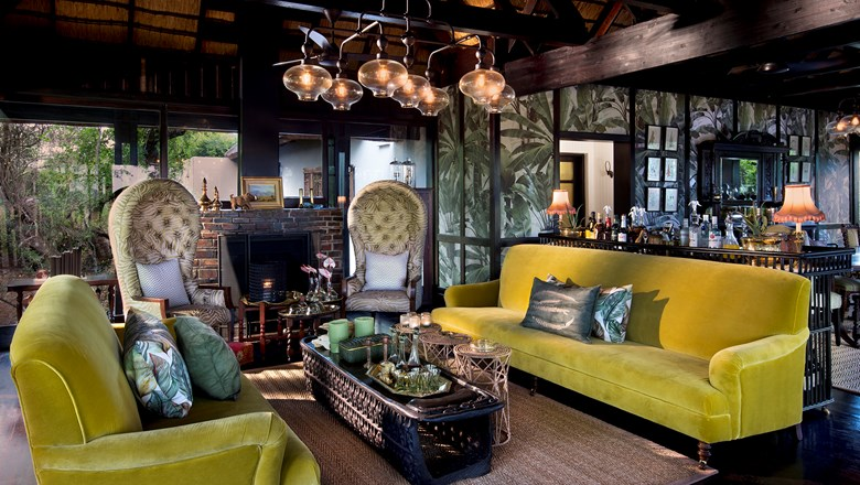 South Africa's AndBeyond Phinda Vlei Lodge has been updated with a style designed to evoke a sense of Old World luxury.