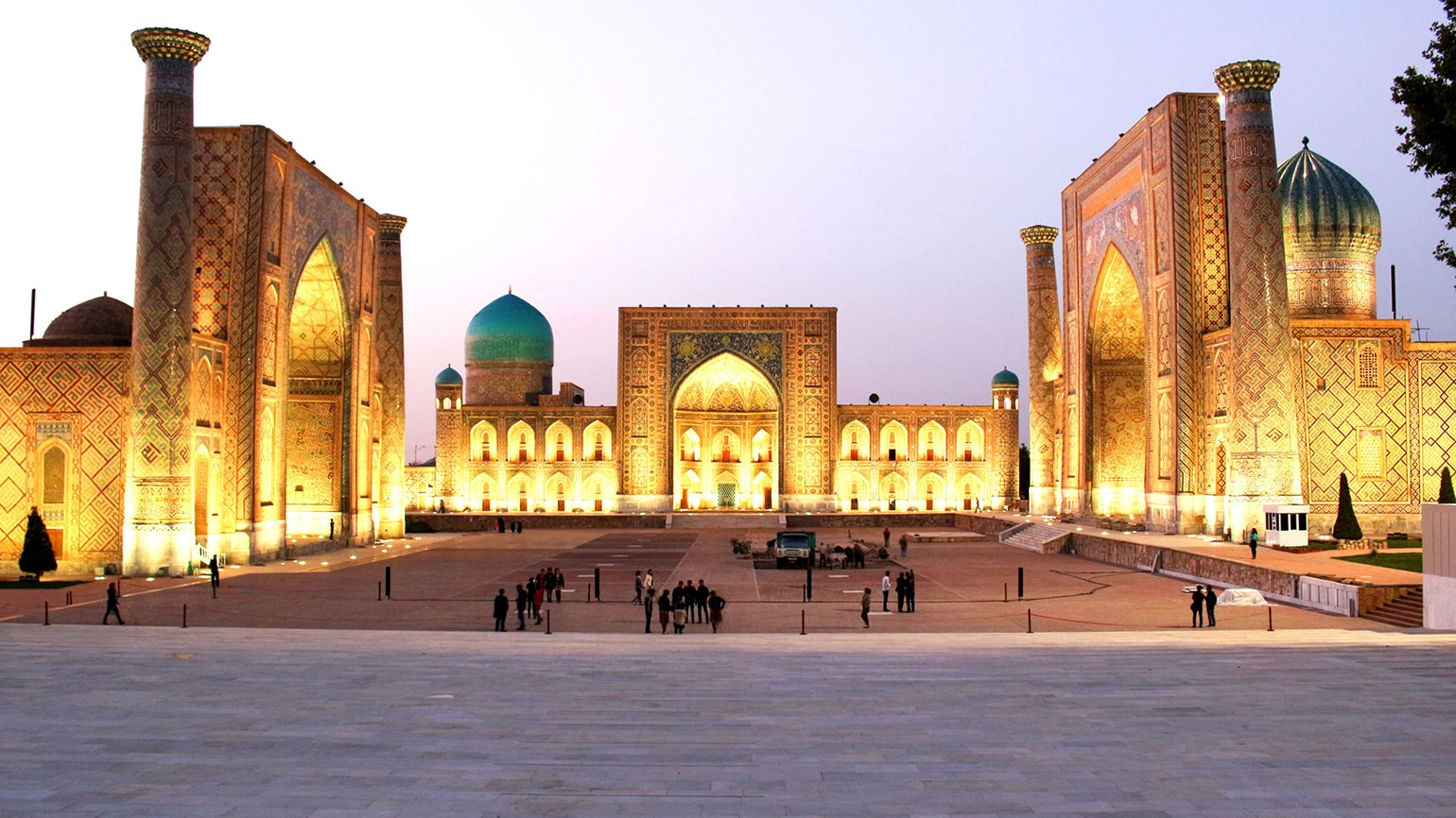 Central Asia tour, from $2,829