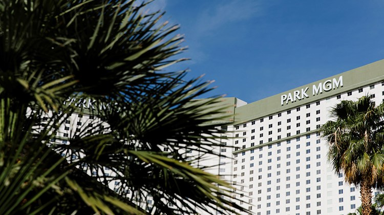 The Monte Carlo has officially changed its name to the Park MGM.