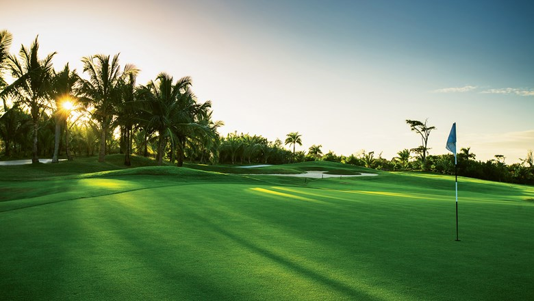 The Nicklaus Design golf course at the Santa Maria, a Marriott Luxury Collection Hotel & Golf Resort.