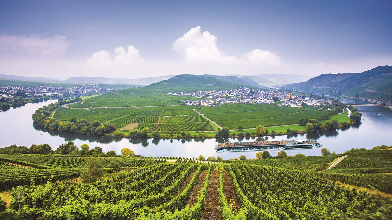 Rhine and Moselle river cruise from $1120