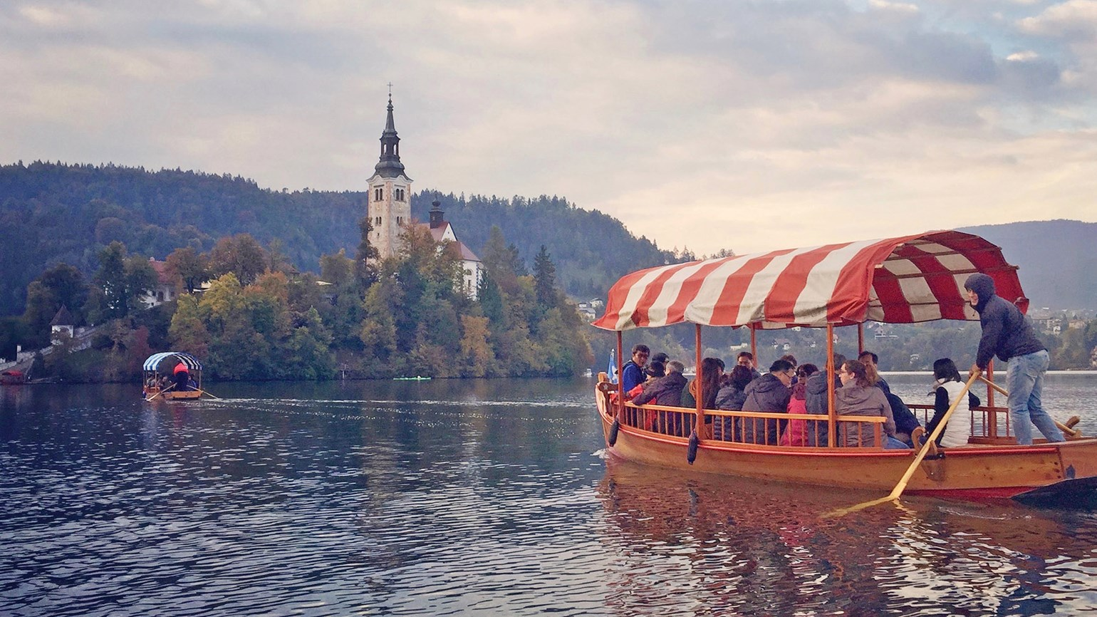 Quaint but modern, Slovenia captures imaginations