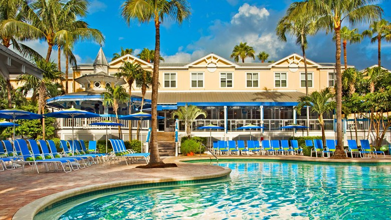 The Sheraton Suites Key West